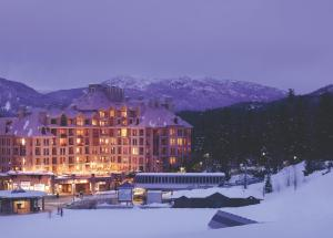 Pan Pacific Whistler Mountainside - Hotel - Whistler Blackcomb