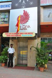 Hotel Diva Residency, Hotels  Bangalore - big - 8