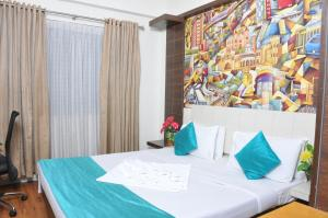 Hotel Diva Residency, Hotely  Bangalore - big - 7