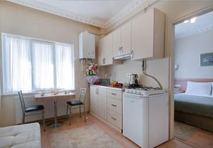 Qinn Apartments, Residence  Istanbul - big - 11