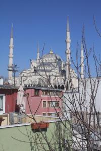 Qinn Apartments, Residence  Istanbul - big - 12