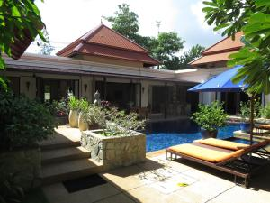 Villa Sandy, Vily  Bang Tao Beach - big - 9