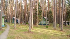 База отдыха Гребешок, Городец