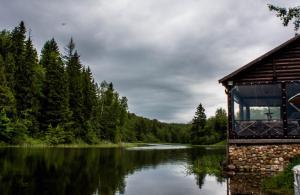 Загородный отель Дом Рыбака Трусово, Трусово