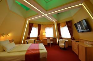 Hotel Mack, Отели  Мангейм - big - 32