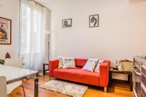 Casa Rebecca in Brera, Apartmány  Miláno - big - 19