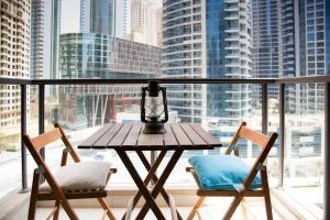 Hi Guests Vacation Homes - Marina Quays - Dubai