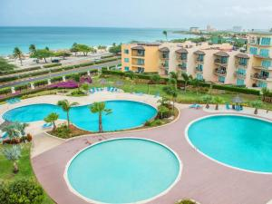 Garden Delight Two-bedroom condo - E125-2, Apartmány  Palm-Eagle Beach - big - 15