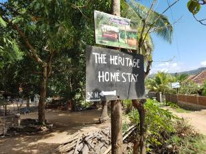 The Heritage Homestay, Magánszobák  Kuta Lombok - big - 22