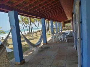Casa Azul Beach House - Busca Vida, Ferienhäuser  Camaçari - big - 2