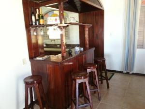 Casa Azul Beach House - Busca Vida, Dovolenkové domy  Camaçari - big - 5