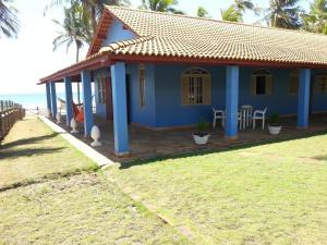 Casa Azul Beach House - Busca Vida, Ferienhäuser  Camaçari - big - 11