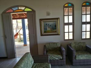 Casa Azul Beach House - Busca Vida, Ferienhäuser  Camaçari - big - 13