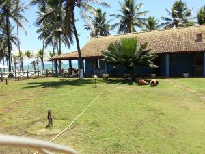 Casa Azul Beach House - Busca Vida, Ferienhäuser  Camaçari - big - 1