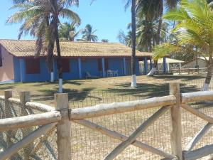 Casa Azul Beach House - Busca Vida, Ferienhäuser  Camaçari - big - 14