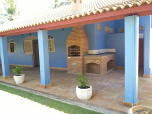 Casa Azul Beach House - Busca Vida, Dovolenkové domy  Camaçari - big - 15
