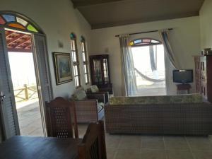 Casa Azul Beach House - Busca Vida, Ferienhäuser  Camaçari - big - 16