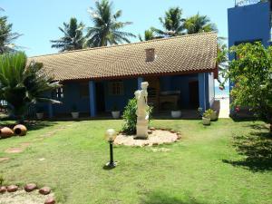 Casa Azul Beach House - Busca Vida, Dovolenkové domy  Camaçari - big - 18
