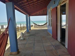 Casa Azul Beach House - Busca Vida, Dovolenkové domy  Camaçari - big - 32