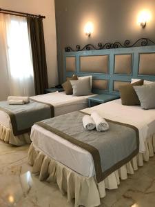 Hotel Atrium, Hotely  Bodrum - big - 28