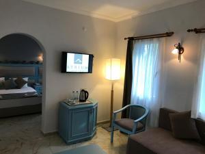 Hotel Atrium, Szállodák  Bodrum City - big - 29