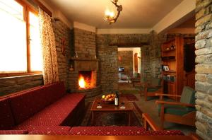 Bourazani Wild Life Resort, Hotely  Konitsa - big - 33