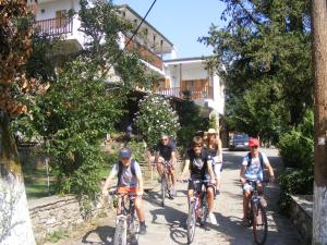 Bourazani Wild Life Resort, Hotely  Konitsa - big - 28