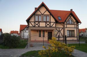 Дом для отпуска Дом на море в Маринбурге, Заостровье