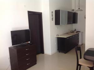 Apartment Parus, Апартаменты  Поморие - big - 8