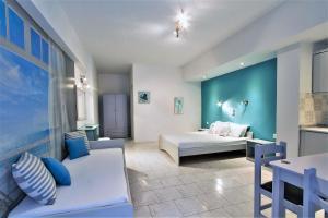 Balito, Aparthotely  Kato Galatas - big - 46