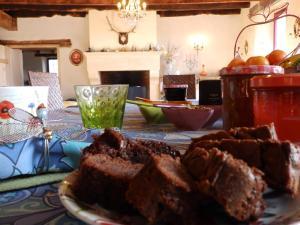 Chambres d'Hôtes Logis de l'Etang de l'Aune, Bed and breakfasts  Iffendic - big - 70