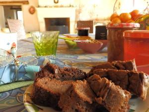 Chambres d'Hôtes Logis de l'Etang de l'Aune, Bed and breakfasts  Iffendic - big - 71