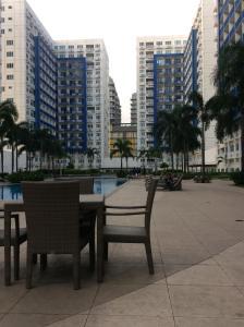 Wakana 1223 @ Sea Residences, Ferienwohnungen  Manila - big - 20