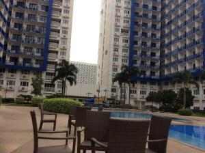 Wakana 1223 @ Sea Residences, Ferienwohnungen  Manila - big - 21