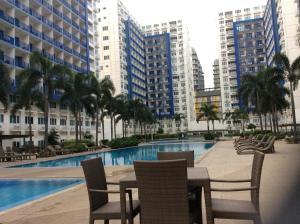 Wakana 1223 @ Sea Residences, Ferienwohnungen  Manila - big - 26