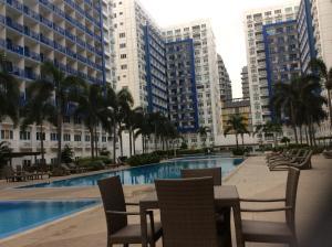 Wakana 1223 @ Sea Residences, Ferienwohnungen  Manila - big - 27