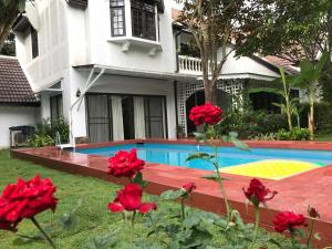 A Taste of Europe in Chiang Mai, Holiday homes  Chiang Mai - big - 9
