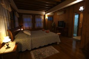 Pa-Rita Country Home #A, Apartmány  Mu Si - big - 26