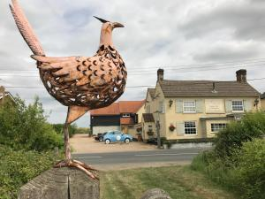 The Coach House at The Pheasant