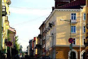 Apartament Center Grodno, Apartmány  Grodno - big - 7