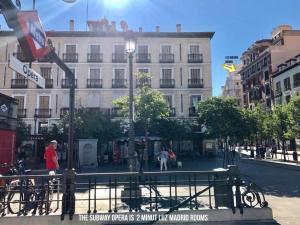 Luz Madrid Rooms, Pensionen  Madrid - big - 37