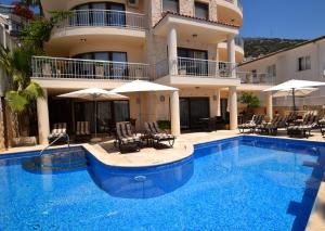 Truffle Residences, Apartments  Kalkan - big - 2