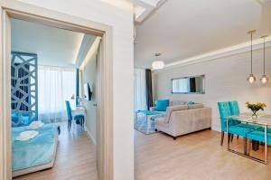 Diamonds Deluxe Apartments, Ferienwohnungen  Krakau - big - 14