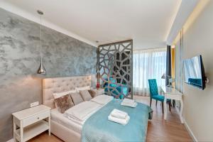 Diamonds Deluxe Apartments, Ferienwohnungen  Krakau - big - 17