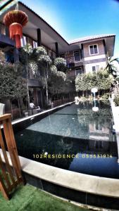 102 Residence, Hotely  San Kamphaeng - big - 115