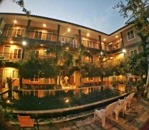 102 Residence, Hotely  San Kamphaeng - big - 141