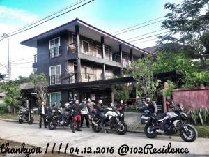 102 Residence, Hotely  San Kamphaeng - big - 120