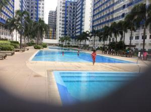 Wakana 1223 @ Sea Residences, Ferienwohnungen  Manila - big - 28