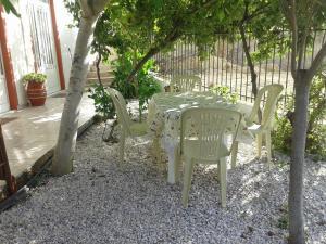 Gramvousa's Filoxenia Apartment, Ferienwohnungen  Kissamos - big - 41
