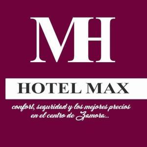 Hotel Max, Hotely  Zamora - big - 1